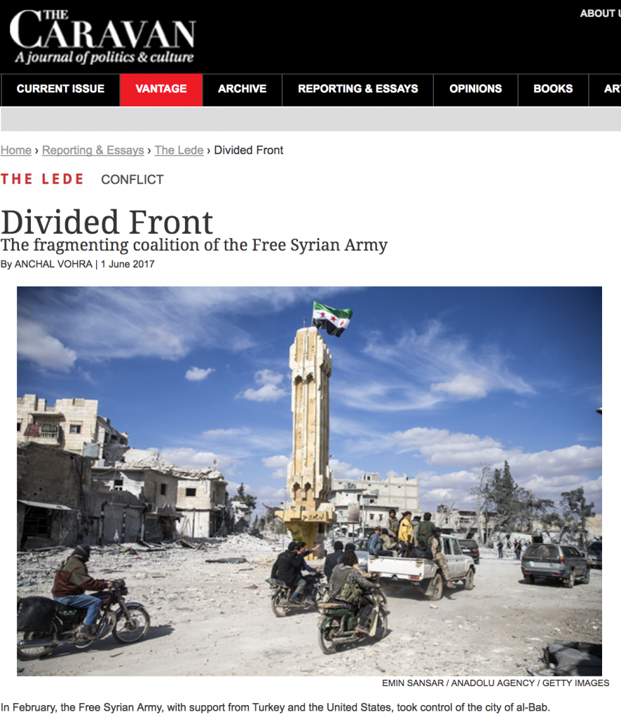 http://www.caravanmagazine.in/lede/free-syrian-army-fragmenting-coalition