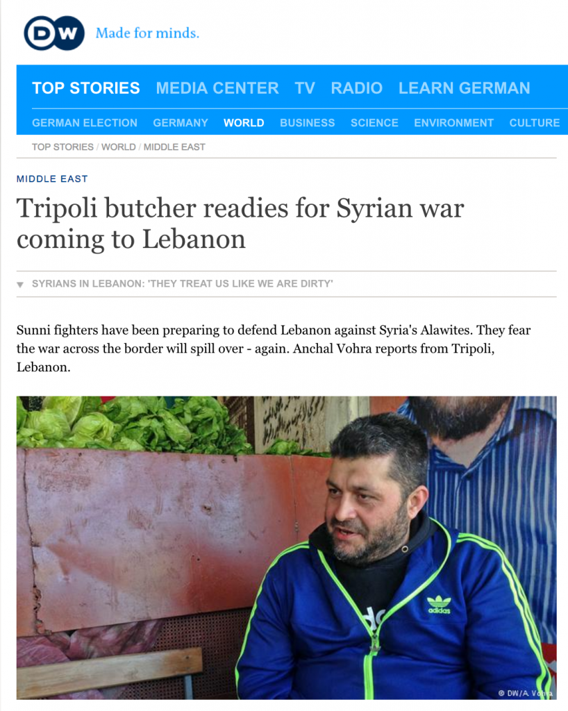 http://www.dw.com/en/tripoli-butcher-readies-for-syrian-war-coming-to-lebanon/a-38797085