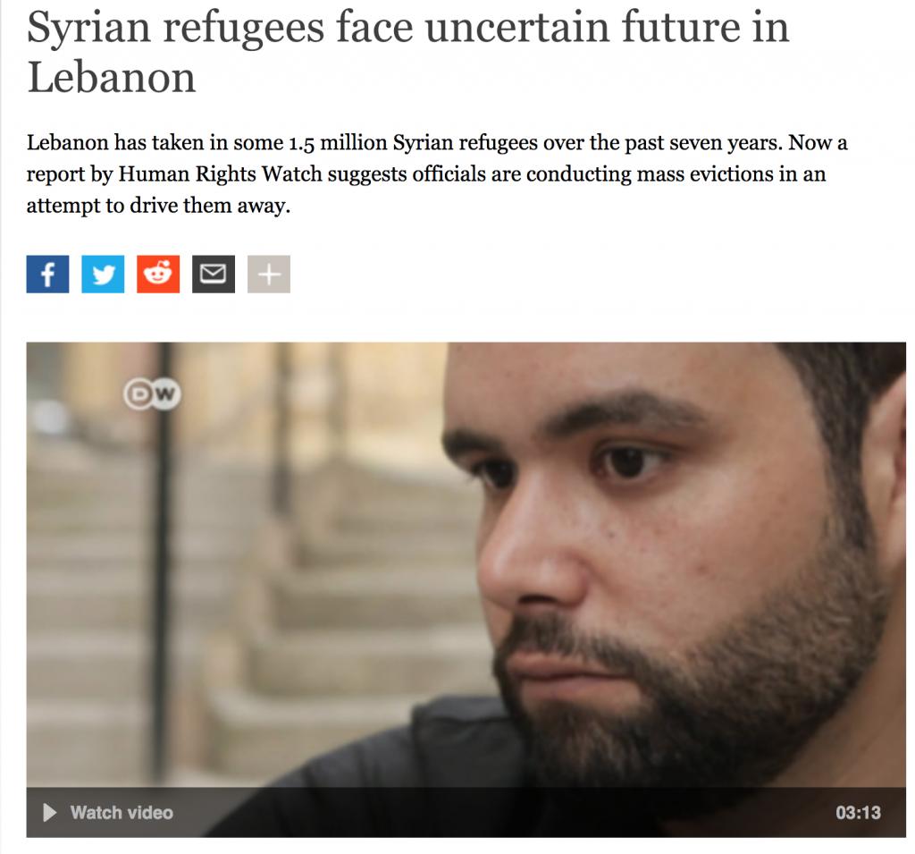 DW Refugees